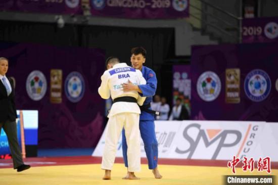 2019世界柔道大师赛开赛首日决出五金日本选手发挥出色摘两金