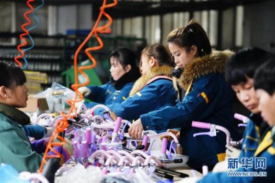 (社会)(4)河北平乡:小童车撑起百亿大产业