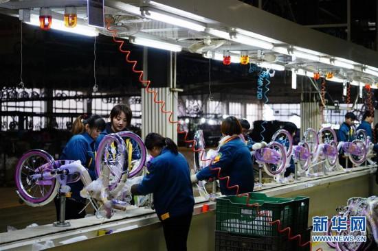 (社会)(1)河北平乡:小童车撑起百亿大产业