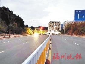 福州长乐新增一条主干道 东鹤路