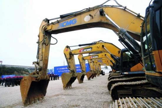 贵阳市25个工业项目集中开工