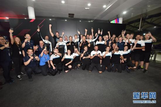 领克车队荣获2019房车世界杯年度冠军