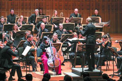 德国慕尼黑交响乐团揭幕西安国际音乐节