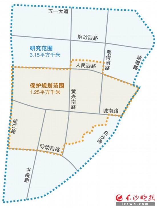 长沙拟新增69条历史街巷