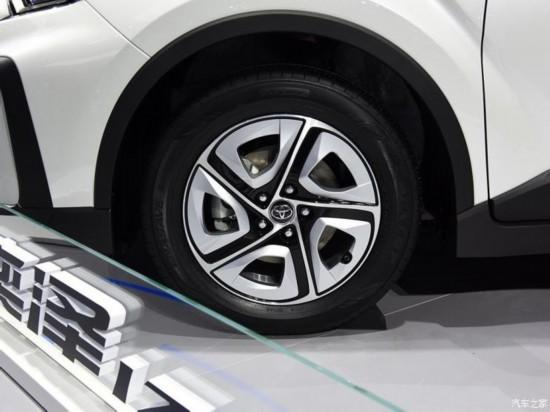一汽丰田 奕泽IZOA EV 2019款 基本型
