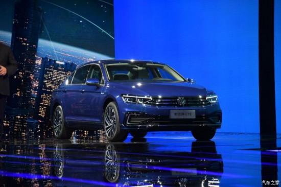 大眾邁騰家族上市 GTE車型同步推出