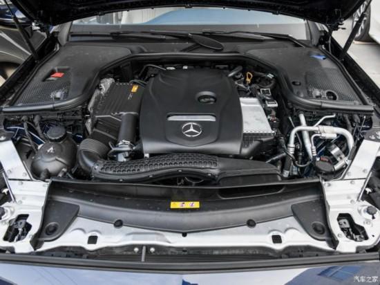奔驰(进口) 奔驰E级(进口) 2019款 E 200 轿跑车