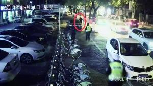 苏州醉驾司机逃跑 围观市民伸出一脚协助警方抓捕