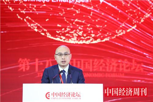 百融云创董事长、CEO张韶峰:科技赋能金融贴身服务实体经济