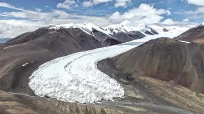 冰川消融白色警钟!我国五分之一冰川已消融