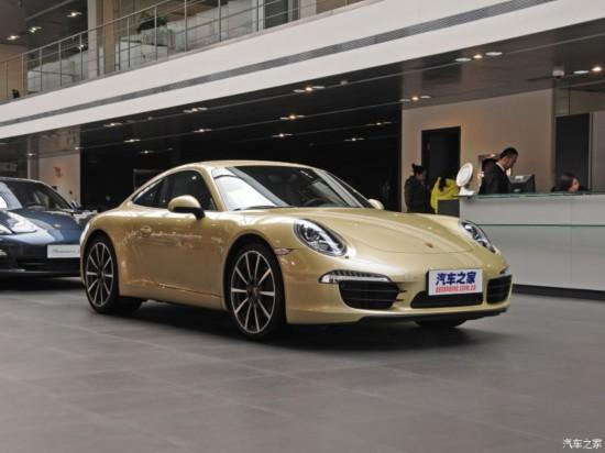 保时捷 保时捷911 2012款 Carrera 3.4L