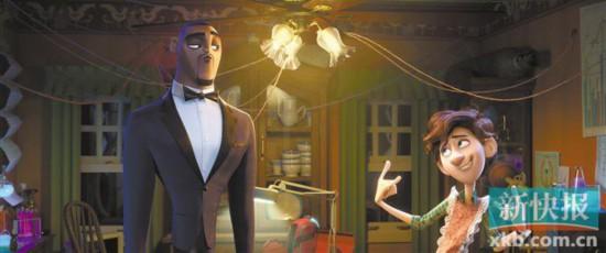 动作冒险动画《变身特工》将于明年1月3日登陆内地院线