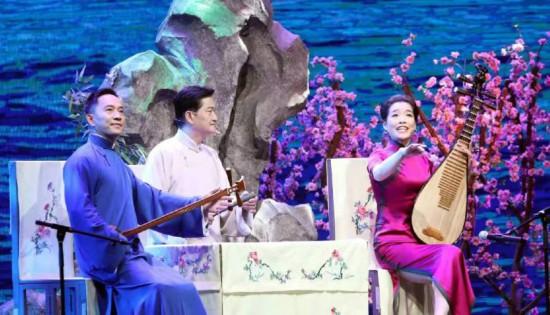 唱响长江文化 做优经贸生态――2019中国(张家港)长江文化艺术节暨金秋经贸周开幕