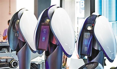 11月份工业机器人产量增长4.3%机器人产业或将迎来拐点