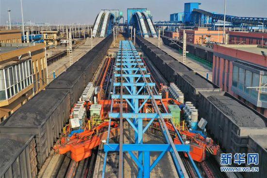 (社会)(1)唐山港曹妃甸港区煤炭调入调出双超6000万吨