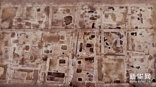 (文化)(1)安徽发现大面积酿酒作坊遗址