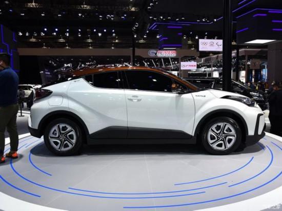 一汽豐田 奕澤IZOA EV 2019款 基本型