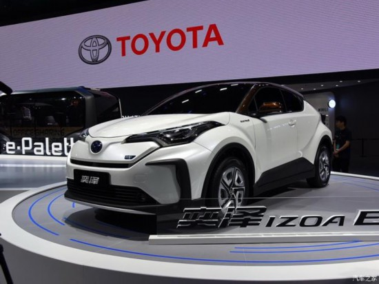 奕澤IZOA EV將于2020年4月初正式上市