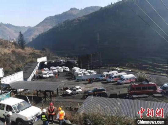 贵州安龙县煤矿事故致16死国务院