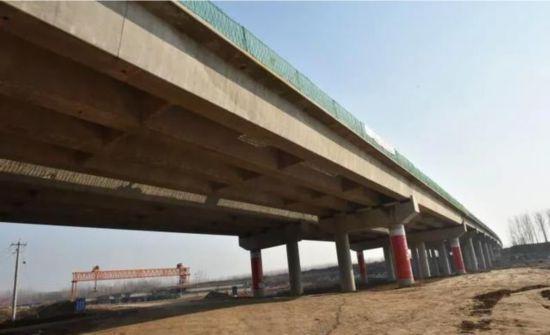 山东将提前实现县县通高速德上高速巨单段将通车