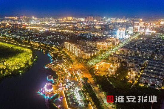 江苏金湖:全域旅游成为高质量发展新动能