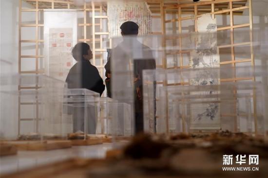 (图文互动)(1)古籍文献修复技艺有了专属博物馆