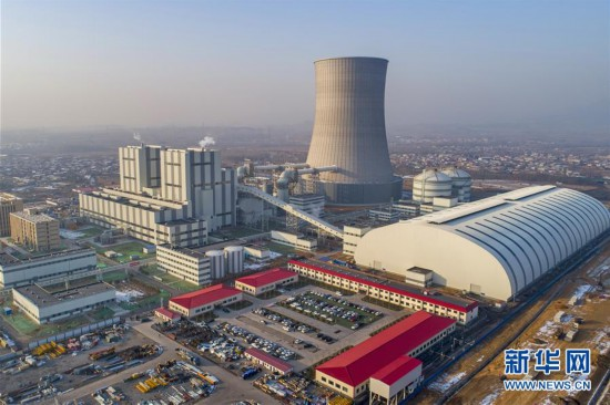 河北秦皇岛环保型热电联产项目投产