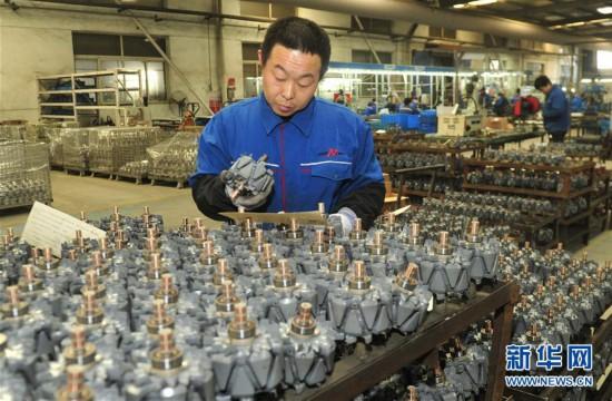 (新华网)(1)河北河间:再制造产业焕发生机