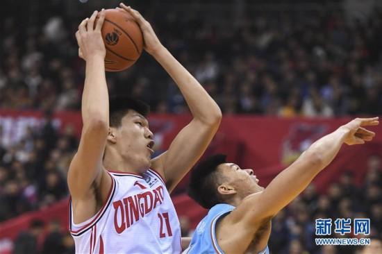 (体育)(8)篮球——CBA常规赛:青岛国信双星迎战新疆伊力特