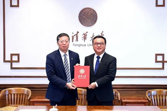 清華大學探索汽車專業改革創新百度原總裁加盟