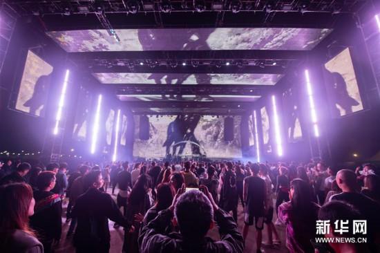 (新华视界)(4)第三届三亚国际音乐节开幕