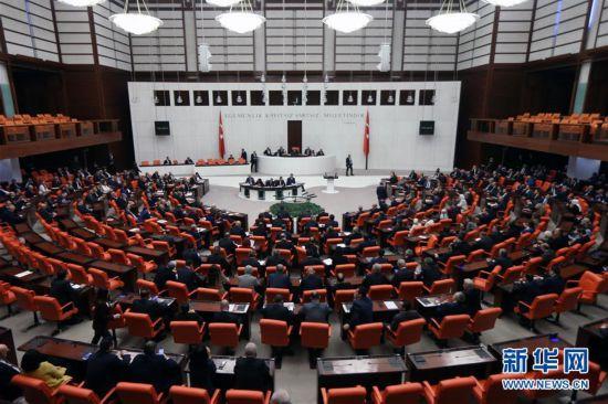(国际)(1)土耳其议会通过出兵利比亚议案