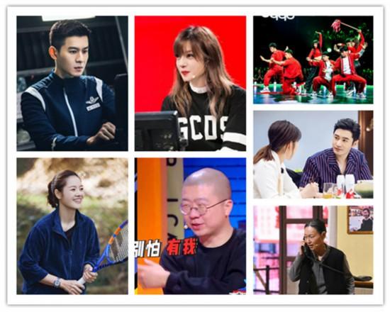 2019综艺市场:类型多元化明星素人化台综网络化传播社会化