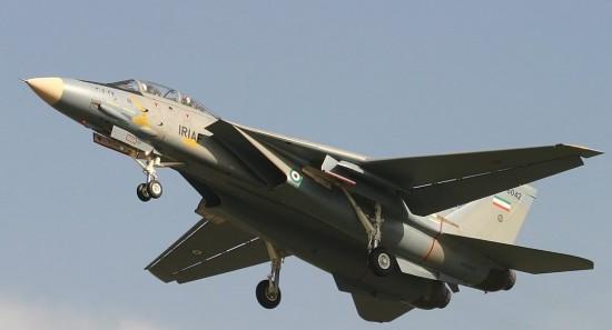 """伊朗决意""""严厉报复""""美国已将F-14战斗机部署至边境"""