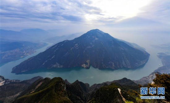 (经济)(1)重庆:生态产业助推三峡库区高质量发展