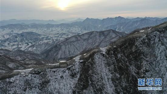 (环境)(1)雪舞苍龙