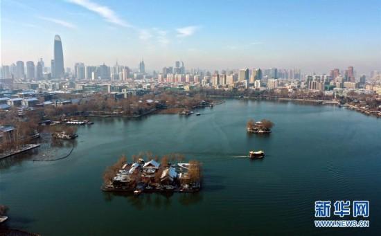 (环境)(1)济南:雪霁初晴