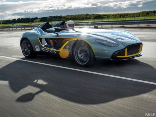 阿斯顿·马丁 阿斯顿·马丁CC100 2013款 Speedster Concept
