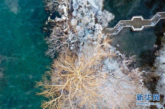 (环境)(6)济南:雪霁初晴