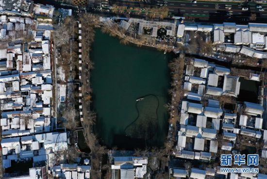 (环境)(4)济南:雪霁初晴