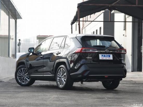 广汽丰田 威兰达 2020款 2.0L CVT豪华版
