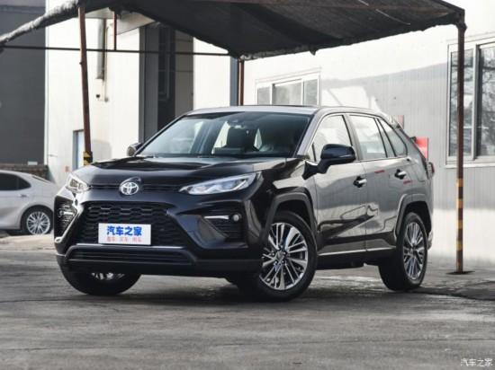 廣汽豐田威蘭達預售 提供2.0L/2.5L混動車型