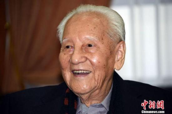 黄旭华、曾庆存两位院士荣获2019年度国家最高科学技术奖