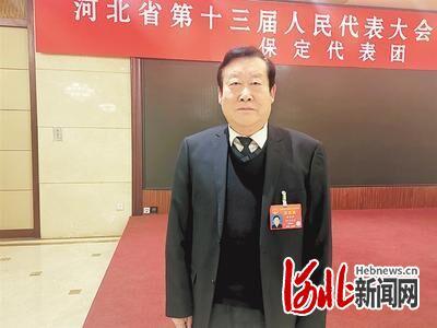 杨学举代表:合理布局大型农产品交易平台