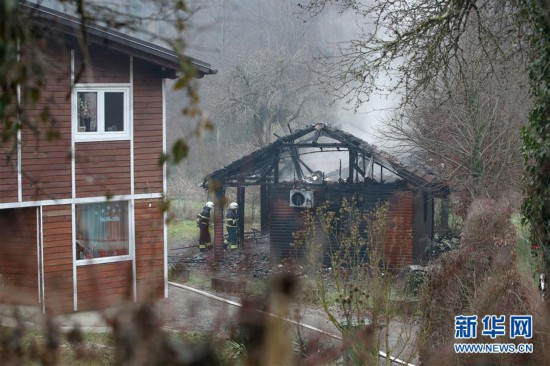 (国际)(1)克罗地亚养老院火灾至少造成6人死亡