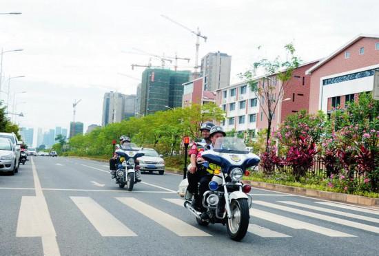 南宁警方开展冬春社会治安严打整治专项举措