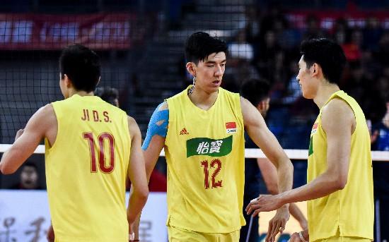 中国男排决赛不敌伊朗无缘东京奥运会