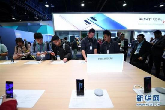 中国5G技术让世界更瞩目