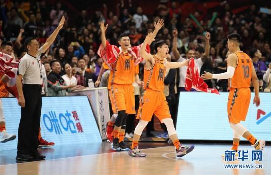 (体育)(3)篮球――CBA全明星赛:南方明星队胜北方明星队