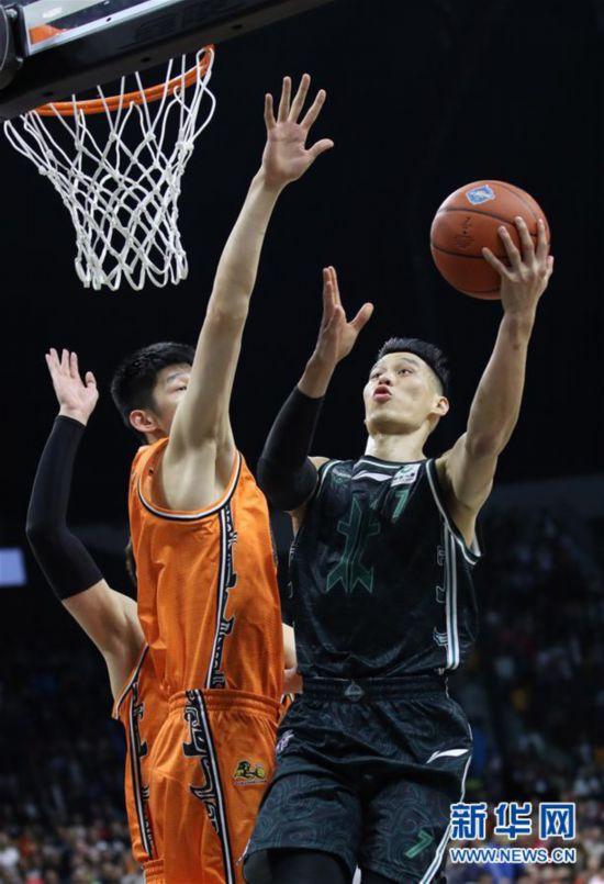 (體育)(14)籃球——CBA全明星賽:南方明星隊勝北方明星隊